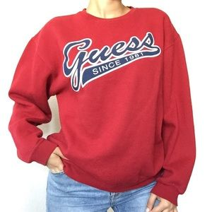 Vintage guess sweater